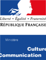 180px-Logo_ministere_culture_et_communication_(Marianne)