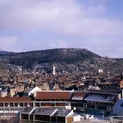 Vue de l'agglomération de Besançon (25) - photographe Nicolas Waltefaugle.