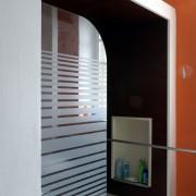 Baignoire réalisée dans une alcôve ou renfoncement (appartement d'Emmanuel Baudouin - architecte) photographe: Nicolas Waltefaugle.
