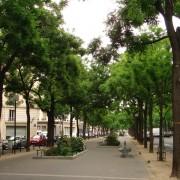 Mail du quartier Montparnasse - Paris (75).