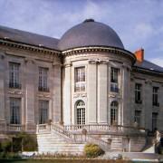 Style néo-classique de la Préfecture de Besançon (25) - photo : CAUE du Doubs.