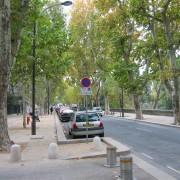 Boulevard montpelliérain (34) photo: Odile Besème.
