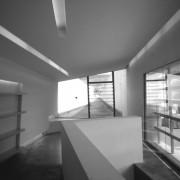 Brise-soleil de façade - caserne des pompiers de Vitra (Bâle - All.) (Zaha Hadid - architecte - 1999).
