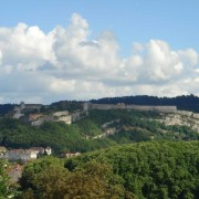 La Citadelle de Besançon - photo: Karine Terral - 2007