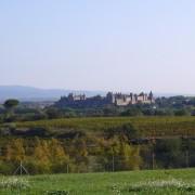 La cité de Carcassonne (11) photo: Odile Besème.