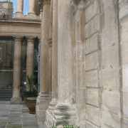 Ordre de l'hôtel Saint Côme - 1756 - Montpellier (34) photo: Odile Besème.