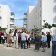 Séance de concertation avec les habitants - Nîmes (30) photo: CAUE du Gard.
