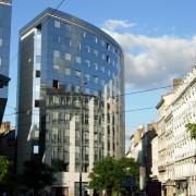 Immeuble de bureaux - Lyon (69) photo: Marie-Claude Derouet-Besson.