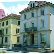Maison de ville à Morteau (25) - photo : Rémi Bassez CAUE du Doubs.