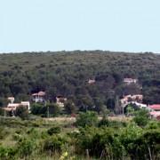 Mitage sur la commune de Caveirac (Gard) photo: Françoise Miller.