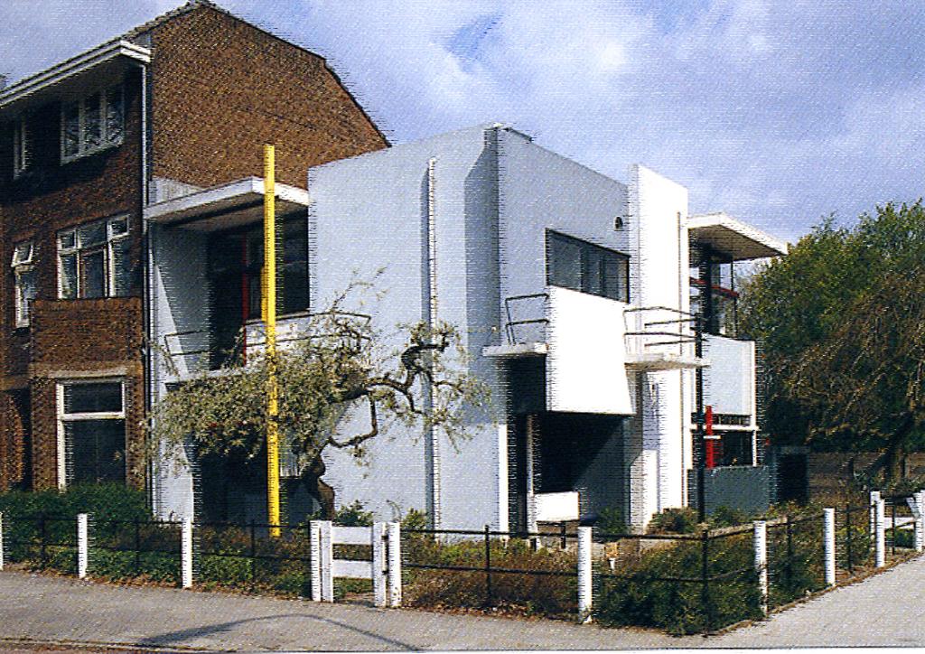 Architecture fonctionnaliste caue - Architecture maison ...