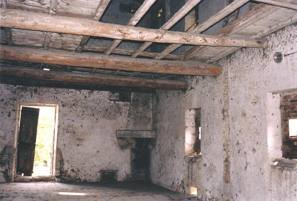 Plancher caue - Faire un plancher beton sur poutre bois ...