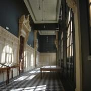 Partie réhabilitée du Lycée Daudet à Nîmes (30) photo: Françoise Miller.