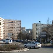 Rénovation urbaine de Planoise (quartier ZUP) - Besançon (25) - photo : Karine Terral.