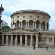 Rotonde de la Vilette - C. N. Ledoux - Paris - photo : wikipedia.org
