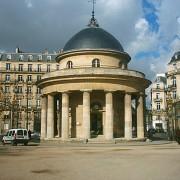 Rotonde du Parc Monceau - Paris - photo : Gregory Deryckère pour wikipedia.org