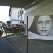 Signalétique - Lausanne - photo :Karine Terral.