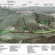 Etude de site préalable à l'aménagement des berges du Doubs de la commune de Chalèze - étude de François Haton - 2003.