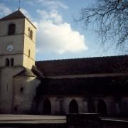 Style roman d'une église du Doubs (25) photo: CAUE du Doubs.