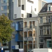 Superposition de styles - Bruxelles - photo :Karine Terral.