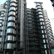 Tour de la Lloyd's par Richard Rogers à Londres - photo: Christine Belliard-Roman.