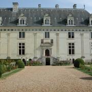 Gouttereau du château de Brézet - photo: Françoise Miller.