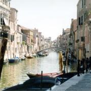 Canaux de Venise (Italie) photo: Françoise Miller.