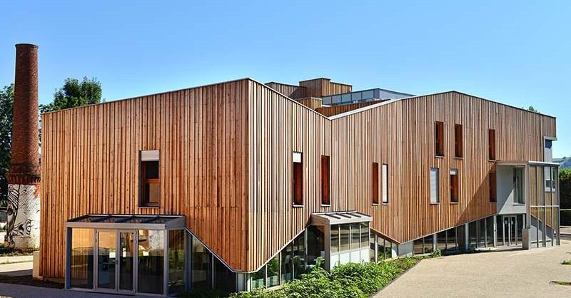 Foyer de Jeunes Travailleurs, Agence d'architecture MTA, Marcillon Thuilier Architectes, Clermont Ferrand, dep63, Auvergne, France