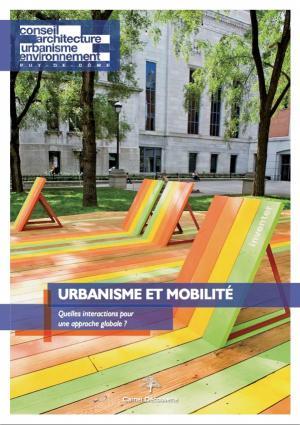 couverture de l'ouvrage urbanisme et mobilité CAUE 63