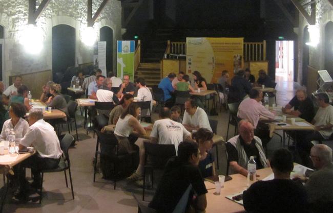 café débat énergie CAUE du Tarn