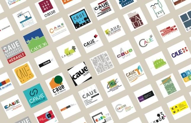 logos CAUE