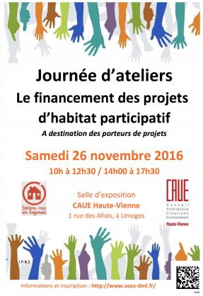 affiche_caue87_habitat_participatif
