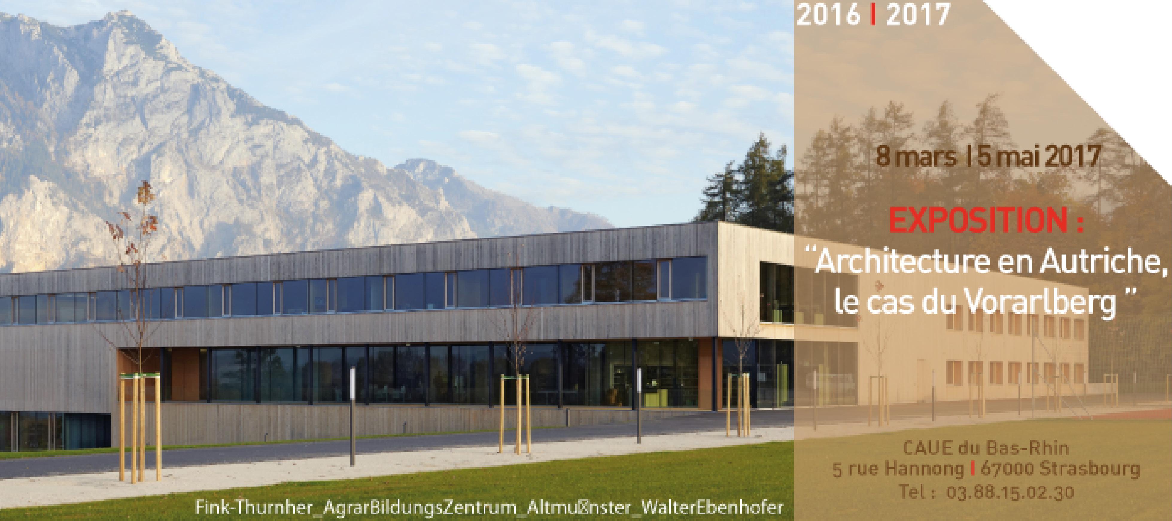 Architecte Bas Rhin l'architecture si particulière du vorarlberg - caue