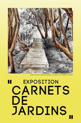 affiche_expo_carnets_jardins_CAUE89