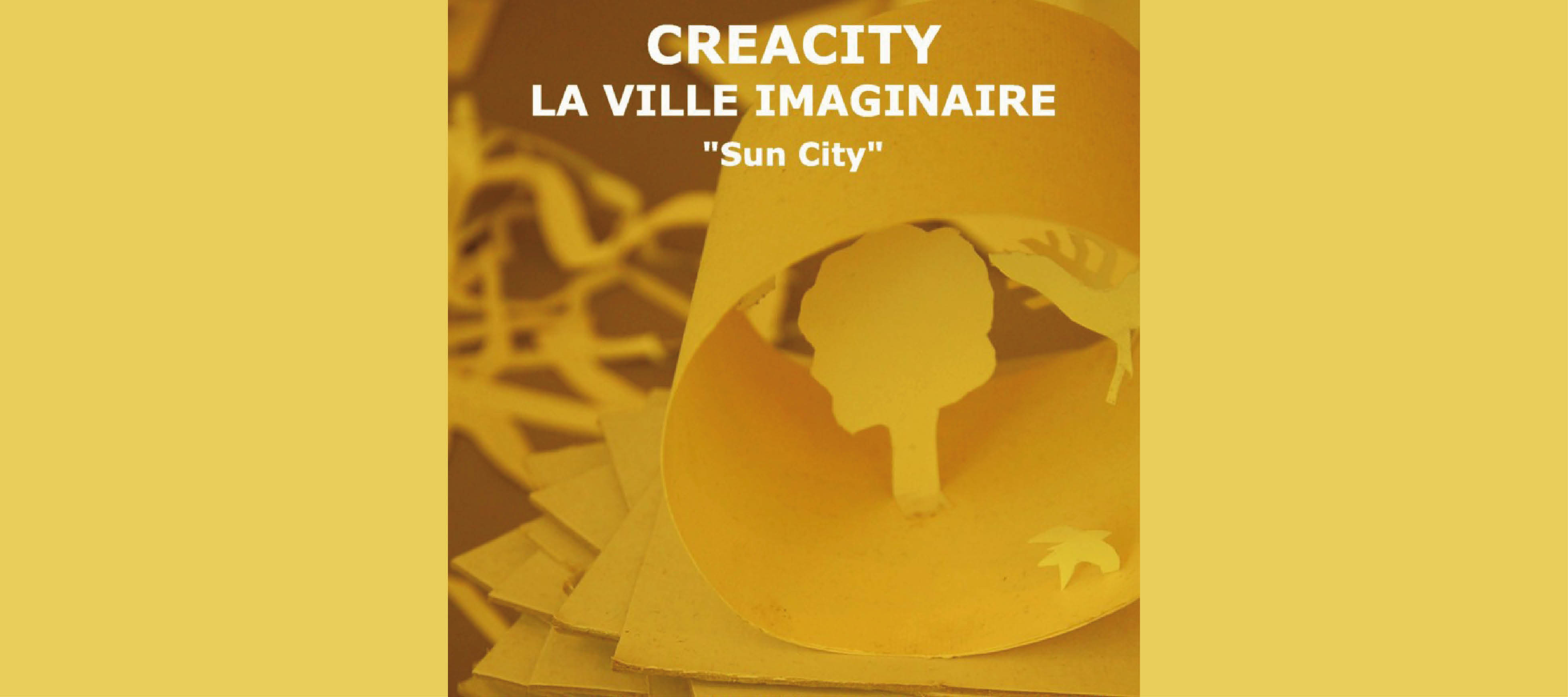 Creacity, ou l'imaginaire des enfants en maquettes