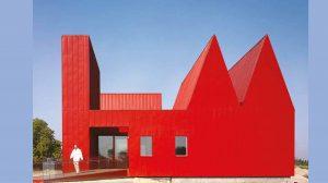 Centre pour déficients mentaux à Saragosse (Espagne) - Photo : Jesús Granada - Architectes : G///Bang Architectural Concept José Javier Gallardo Ortega - © WAAO