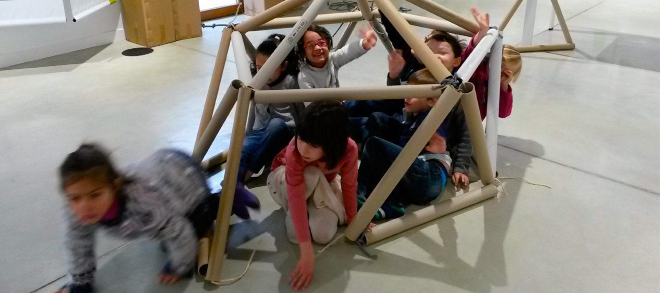 On l'a lu pour vous : Partager l'architecture avec les enfants
